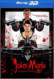 João e Maria - Caçadores de Bruxas 3D Half-SBS BluRay 1080p Dual Áudio