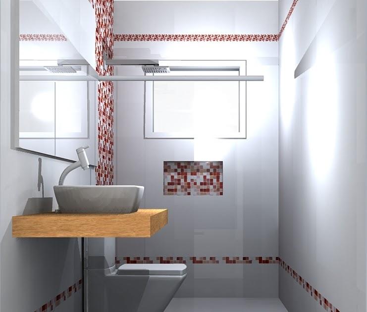 Decocasa Nichos no banheiro -> Nicho Banheiro Embutir