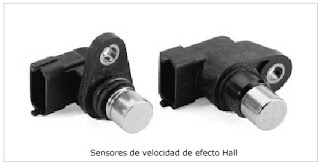 Sensores de tipo hall