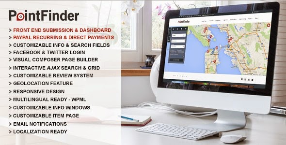 Point Finder - Versatile Directory & Listing Theme