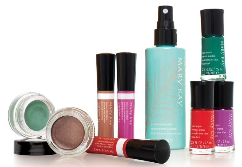 Mary Kay Paradise Calling Spring 2015 Collection