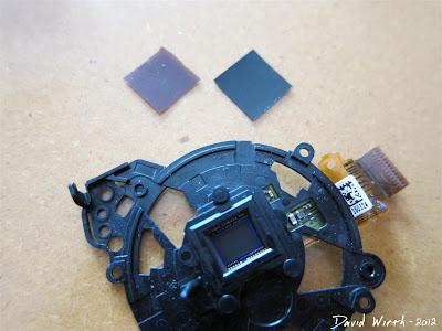 remove infrared sensor