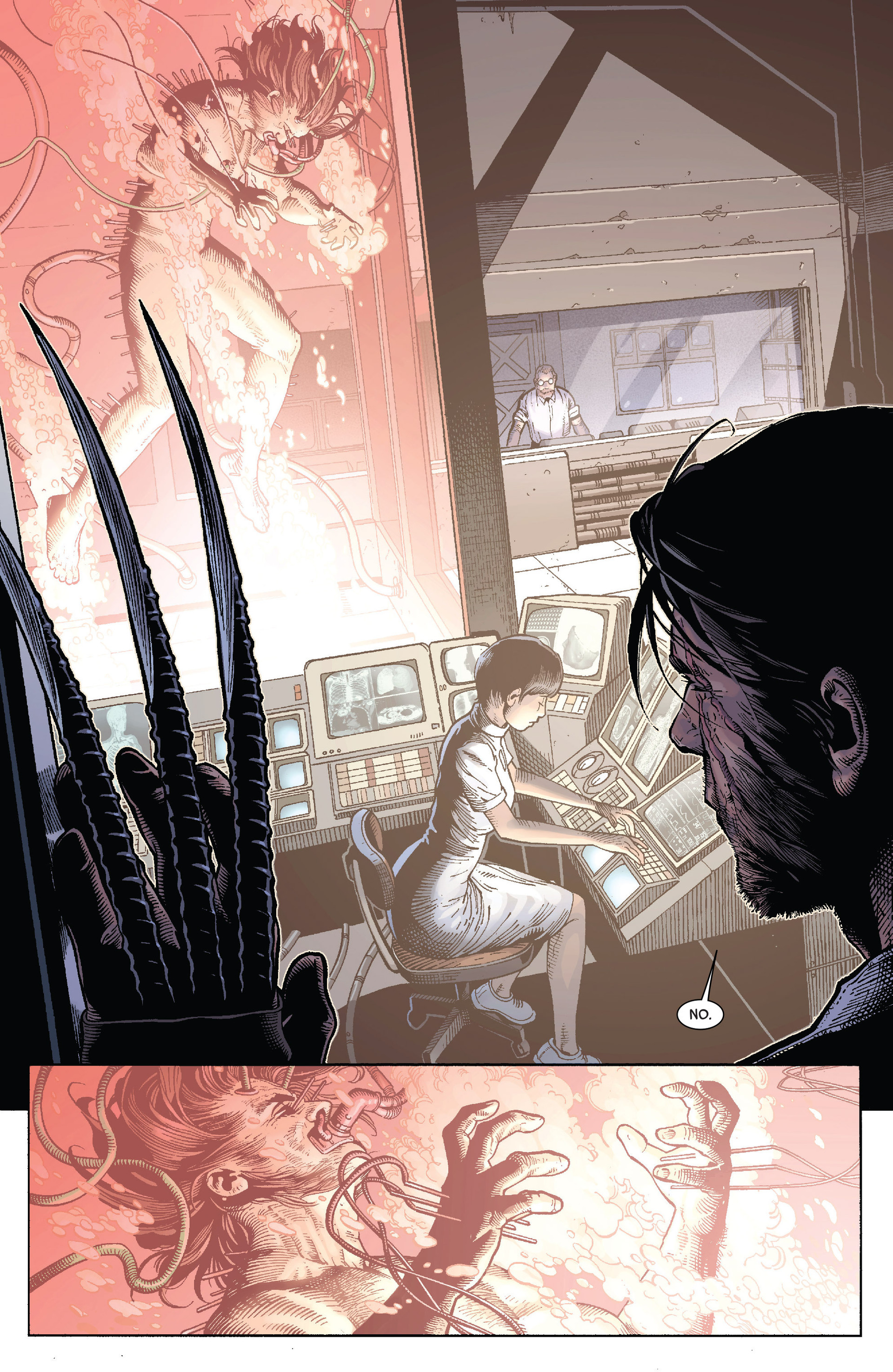 Death of Wolverine Issue #4 #4 - English 5