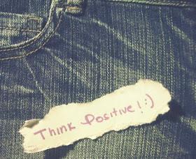 """Positive vibrations....Positive...'"