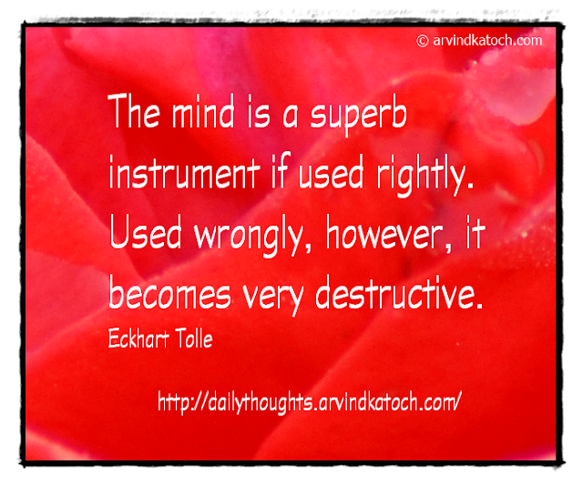 Daily Quote, Thought, Mind, Superb, Instrument,