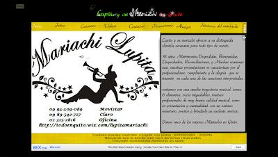 Mariachis de Quito Lupita y su mariachi ofrecen a su distinguida clientela serenatas para todo tipo de evento.