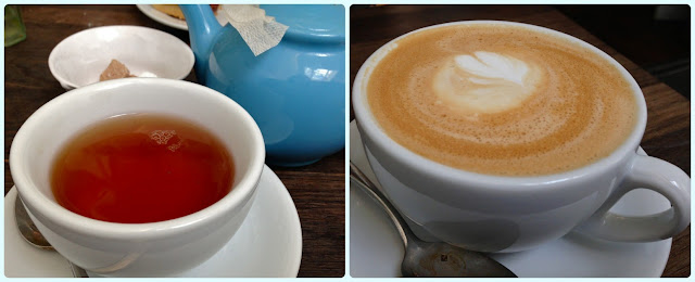 Bea's of Bloomsbury, London - Tea
