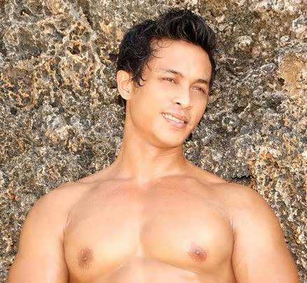 Hot Indonesian Model