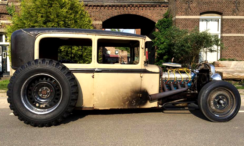 Street Machinery Hot Rods And Classic Cars