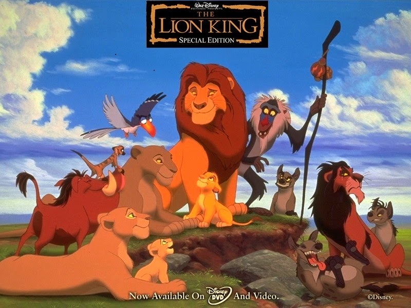Lion King Game