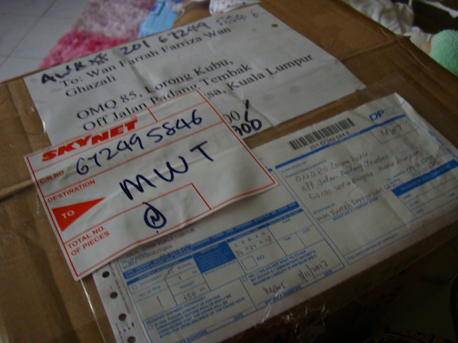 Lovedislife 136 preparation untuk majlis aqiqah cukur for Idea door gift cukur jambul