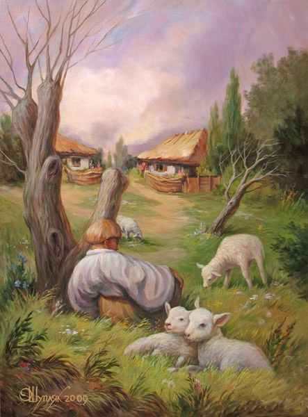 amazing illusion oil paintings oleg shuplyak paintings