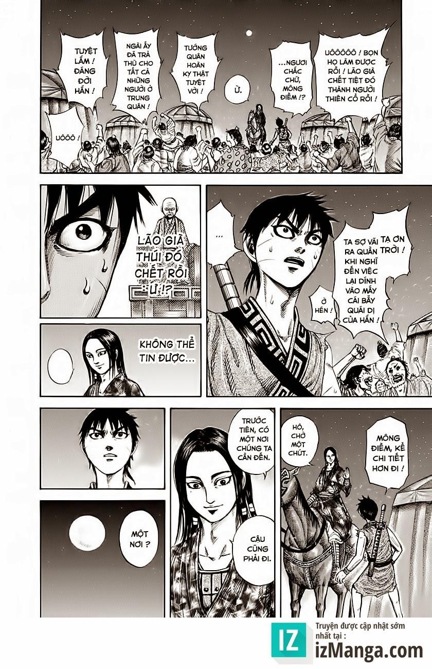 Kingdom – Vương Giả Thiên Hạ (Tổng Hợp) chap 213 page 6 - IZTruyenTranh.com