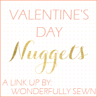 Grab button for Valentine's Nuggets