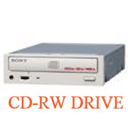 "El ""DVD y CD-RW DRIVES""."