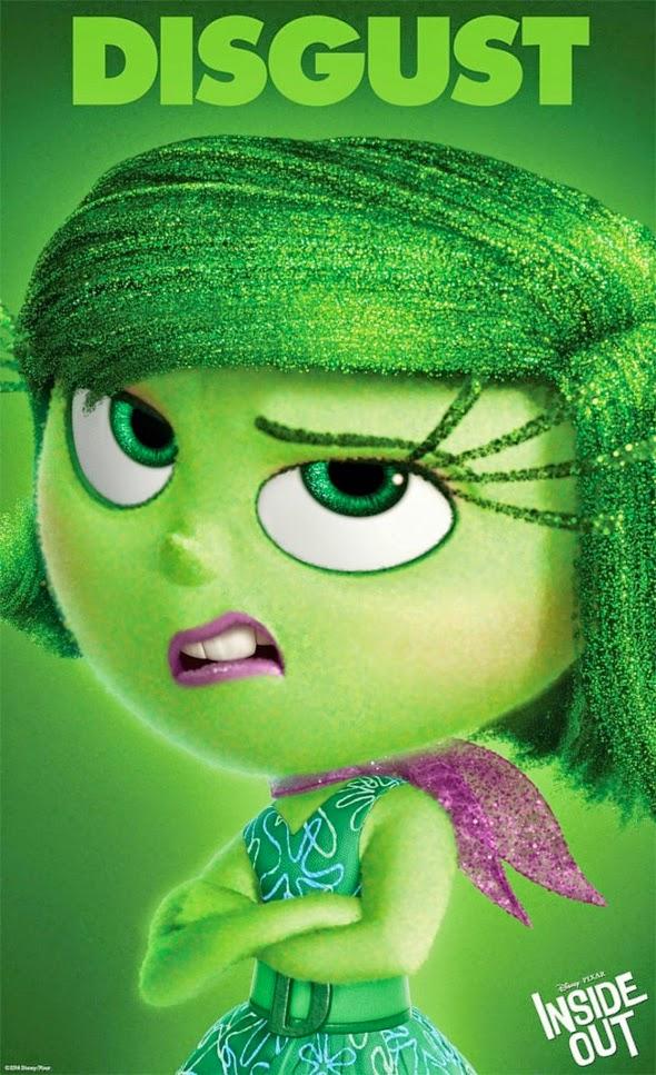 Film Animasi Terbaru Pixar INSIDE OUT (2015) ~ Movieholic