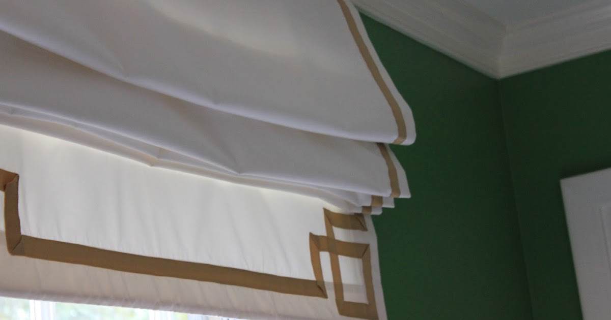 Image Result For Pleated Roman Shade Tutorial
