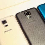 Explore Samsung Galaxy S5 in picture gallery