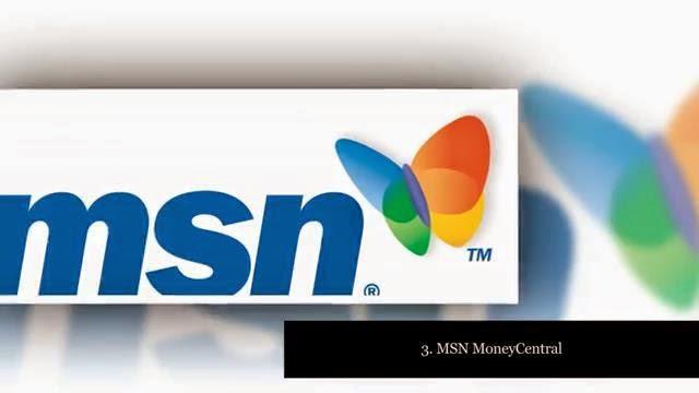 MSN MoneyCentral