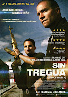 sin tregua poster