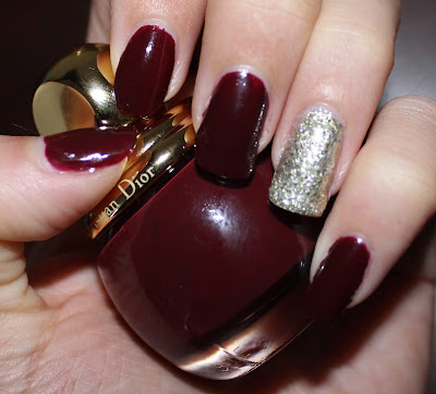 Dior Diorific Nail Vernis in Mystere & State of Gold