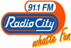 Radio City 91.1 FM Live Streaming