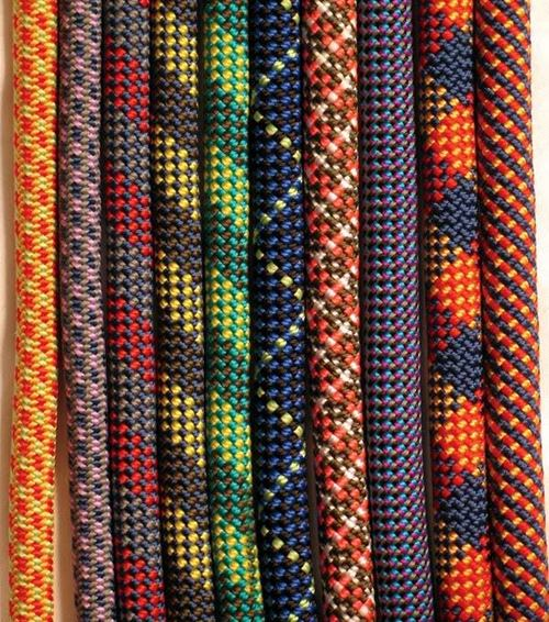 Maneras de escalar cuerdas de escalada i nociones b sicas - Tipos de cuerdas ...