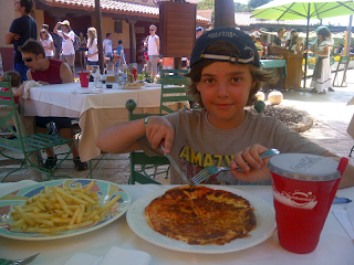 Gluten free food Port Aventura