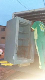 Cofre chega ao BB de Picuí; Agência voltará a normalidade o mais breve possível
