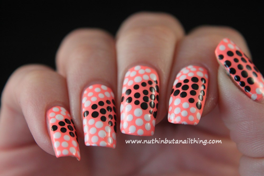 nuthin' but a nail thing: Nail art with China Glaze - Flip Flop ...