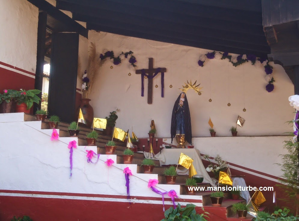 Holy Week in Patzcuaro, Mexico