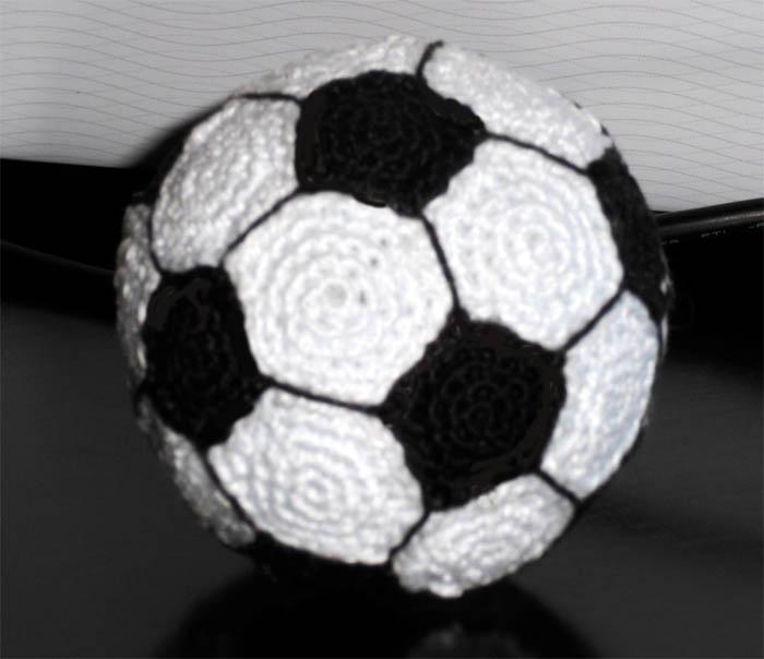 Se acerca la Eurocopa!! | AMIGURUMIES