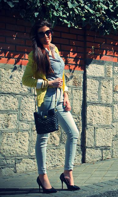 Tendencias primavera-verano 2012: AMARILLO
