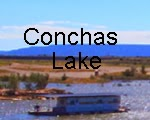 Conchas lake - The Hidden Treasure of New Mexico