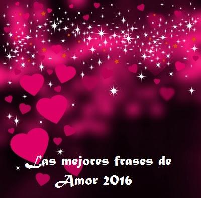 Las mejores frases de amor 2016