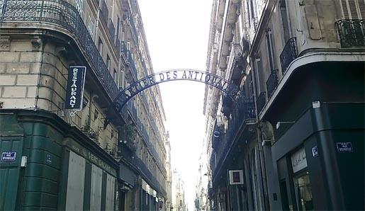 Le proven al blog alledaags uit marseille en de midi for Chambre de commerce marseille rue sainte victoire