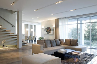 Desain Interior Rumah Pribadi Bergaya Minimalis yang Cantik