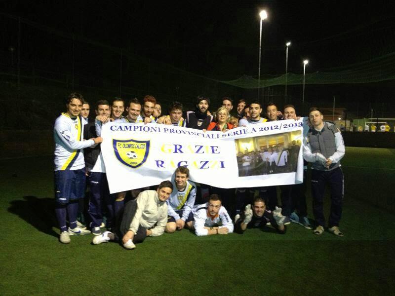 Campioni Provinciali Serie A
