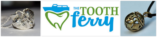 The Tooth Ferry - Transport your lost tooth safely to your pillow. Great kid developed product.