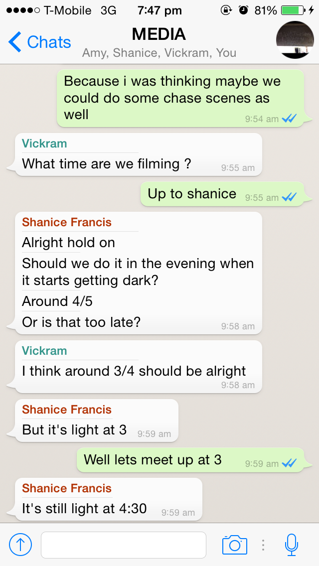 Whatsapp dating group chat number