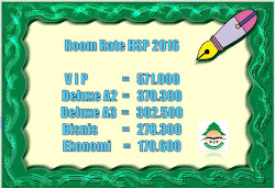 Room Rate 2016