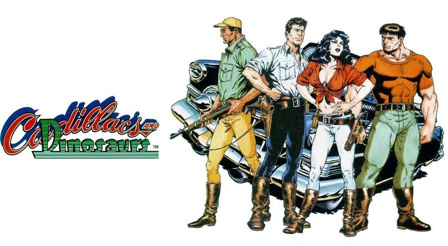 Cadillacs e Dinossauros 1994 Desenho 480p TVRip completo Torrent