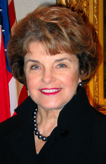from Francisco diane feinstein gay rights