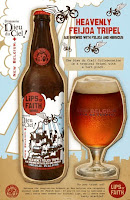 New Belgium Heavenly Feijoa Tripel