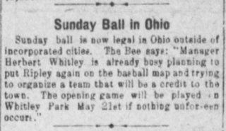 Daily Public Ledger, 11 May 1911, Maysville, Kentucky