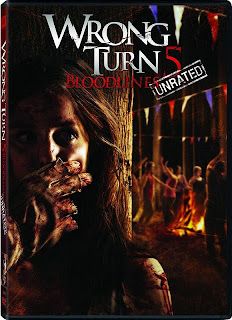 Wrong Turn 5: Bloodlines (2012) DVDRip 350Mb Free Movies