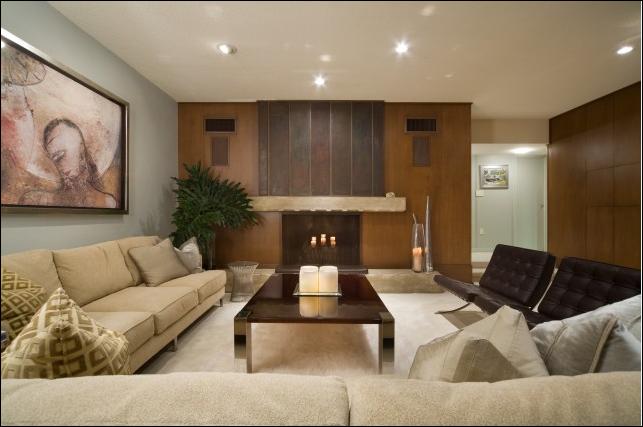 MidCentury Modern Living Room Design IdeasRoom Design Inspirations