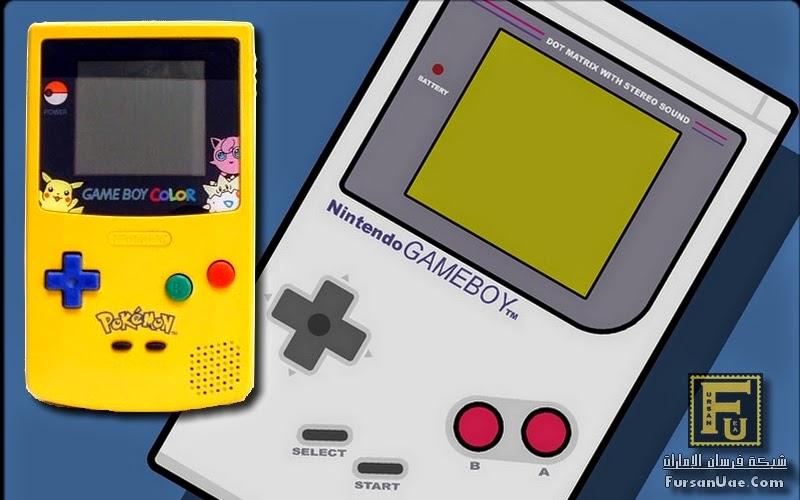 الجيم بوي يحتفل بمرور ربع قرن على إطلاقه (Game Boy)