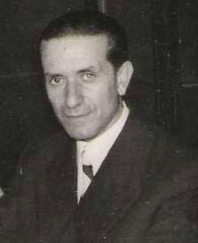 El ajedrecista portugués Carlos A. Pires