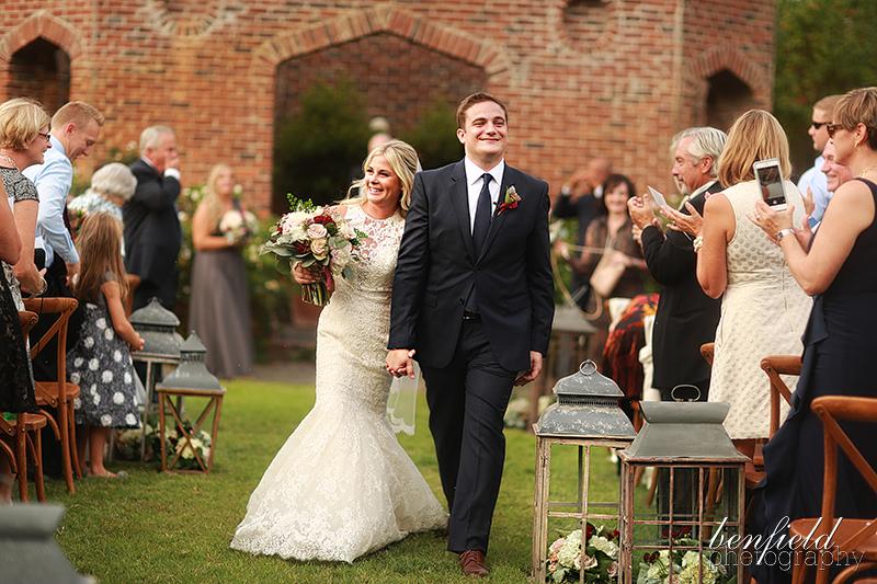 Kelly allard wedding
